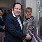 Jan Hrnčíř otevřel ve Znojmě poslaneckou kancelář.