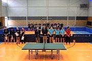 Stolní tenistky Moravského Krumlova hostily evropský pohár ETTU.