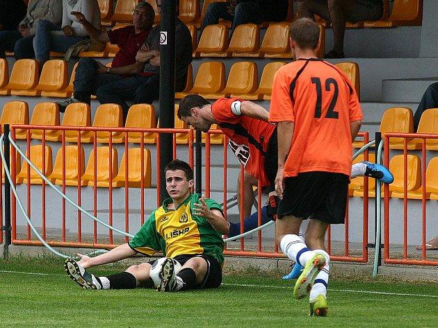 Fotbalisté Inzert Expresu do sítě Ráječka nasázeli šest branek a jen dvakrát sami inkasovali.
