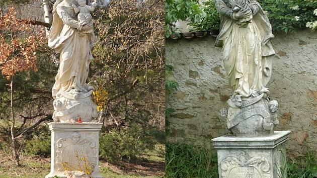 Nadace pro obnovu církevních památek děkanství znojemského se o památky stará už řadu let.