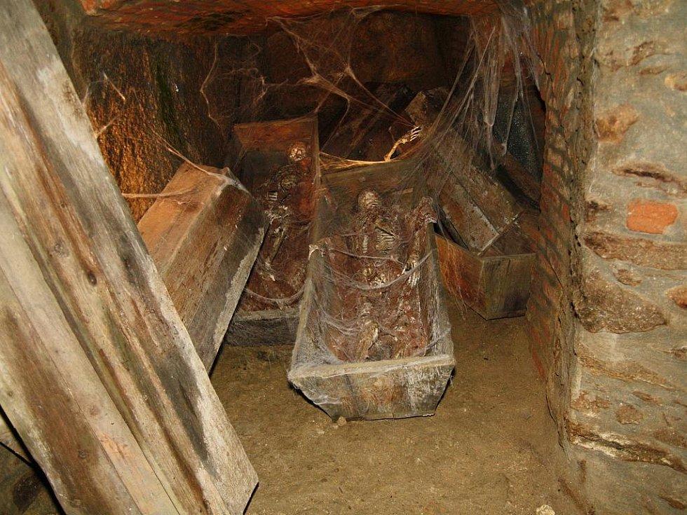 Tajemné znojemské podzemí.