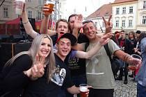 Centrum Znojma hostilo v sobotu tradiční pivní slavnosti.