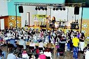 Na 66 soutěžících se představilo v letošním ročníku pěvecké soutěže Lyra.