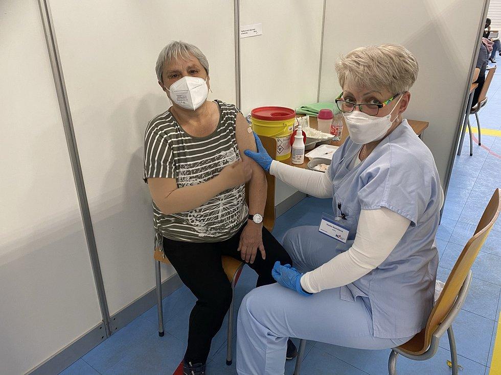 Práce v Nemocnici Znojmo. Ilustrační foto.