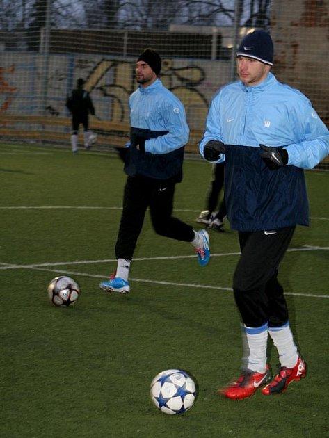 Fotbalisté 1. SC Znojmo zahájili přípravu.