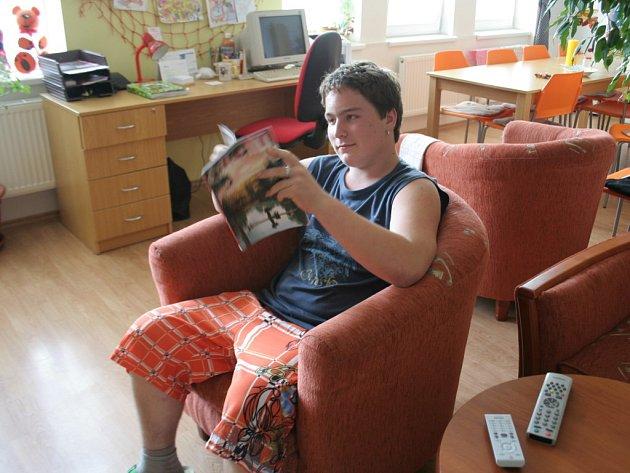 Život ve znojemském dětském domově