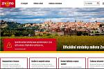 Od úterý 5. ledna najdou obyvatelé Znojma informace na novém webu znojmocity.cz. Město ho zaplatilo z dotací.