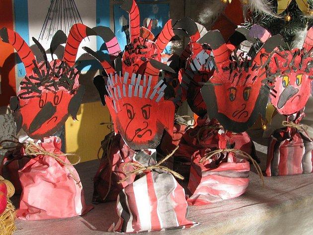 Vánoční výstava ve Znojmě.