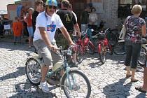 Nadšenec do mopedů - Ladislav Rada