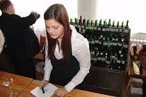 32. výstava vín v Šatově.