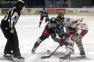 Orli Znojmo - HC Bolzano.