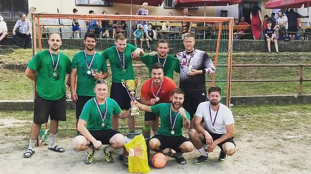 Fotbalový tým z Lesonic vznikl na zelené louce. Nový celek bude hrát B-skupinu okresní IV. třídy.