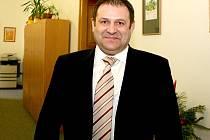 Dnes již bývalý tajemník znojemského městského úřadu Petr Váka.