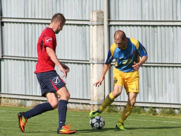 Fotbalisté Tasovice získali první jarní bod, když porazili Polnou