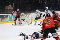 Hokejisté Znojma porazili Villach a nebudou ani ve své páté sezoně na mezinárodní úrovni chybět v boji o titul.