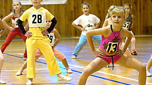 V tělocvičně znojemského gymnázia v sobotu vypukne závod pro ty nejmenší. Té nejmladší závodinici, která se závodů zúčastní, nebudou ještě ani čtyři roky.
