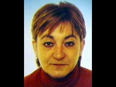 Pohřešovaná Milena Plotzerová.