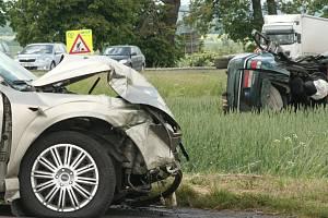 Kasárenská křižovatka je místo častých vážných dopravních nehod.
