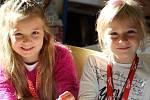 Do základní školy ve znojemské ulici Mládeže přišlo 62 prvňáků, kteří navštěvují tři třídy.