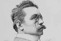 Malíř Emanuel K. Liška, rodák z Mikulovic.