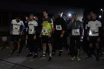 První ročník běžeckého závodu City Trail Pod Lampami přilákal v sobotu ke znojemskému Vodáckému centru Stará vodárna u Obří hlavy dohromady pětapadesát sportovců.