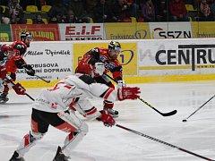 Orli prohráli s Innsbruckem a elitní šestka se jim vzdaluje.
