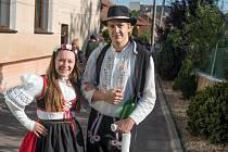 Chasa  v Kravsku oslavila po roční vynucené pauze tradiční posvícení.