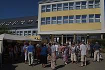 Tasovická zákadní škola slavila půlstoletí.