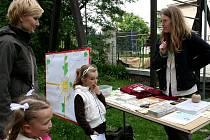 Dům dětí a mládeže pořádal s Národním parkem Podyjí Květinovou slavnost.