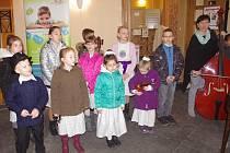 O prvním adventním víkendu hostil znojemský Althanský palác dobročinný Šmukbazar.