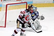 Dvanáct utkání dosud sehráli znojemští hokejisté s chorvatským Záhřebem. Zvítězili jen jednou. Tentokrát prohráli 1:2 na nájezdy.
