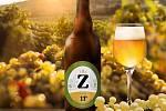 Svatomartinský pivní speciál Sauvin 11 vyrobili nadšenci v Znojemském pivovaru. Zrál na vinných kvasinkách z regionu.