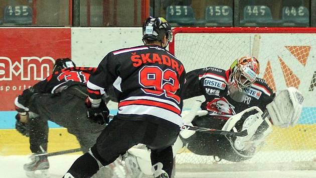Lublaň uspěla s defenzivním pojetím, na které Orli nenašli recept a prohráli 0:1.