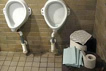 Záchodky na Komenského náměstí