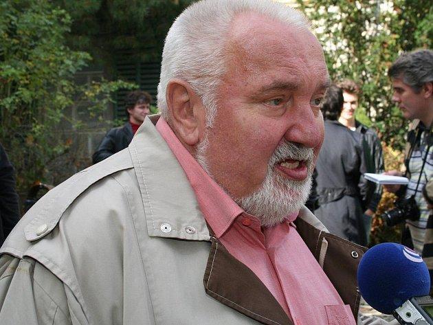 Starosta Moravského Krumlova Jaroslav Mokrý.
