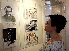 Pětadvacet výtvarníků z Moravského Krumlova vystavuje v tamní galerii Knížecího domu. Výstava potrvá do 8. dubna.