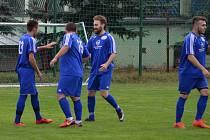 Fotbalisté Miroslavi drží ve skupině B I. B třídy čtvrté místo. Podzim pro ně, stejně jako pro ostatní kluby, skončil předčasně.