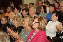 Kulturní akce ve znojemském divadle. Ilustrační foto