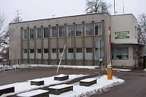 Areál staré nemocnice ve Znojmě