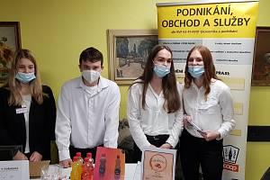 Škola v Přímětické připravila den otevřených dveří pro zájemce o studium v Miroslavi.
