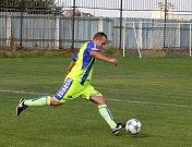 V třetím utkání letošního ročníku divize D přivítaly Tasovice na svém hřišti Strání.