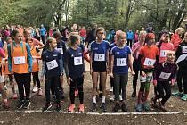 Žáci z Mládežky uspěli v závodech v orientačním běhu. Foto: archiv školy