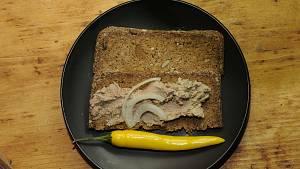 recept na žaludový chleba