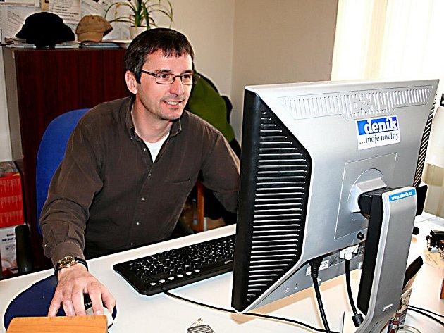 Šéf firmy .A.S.A. Josef Esterka odpovídá on-line