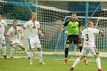 Fotbalisté TJ Sokol Tasovice porazili 1:4 ve třetím kole divize D Bystřici nad Pernštejnem. Již v neděli vyzvou doma celek Hodonína.