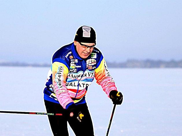 Karel Chmelíř je sportovcem tělem i duší.