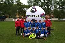Fotbalisté 1. SC kategorie U11 uspěli na Landek Cupu v Ostravě. V konkurenci 48 týmů ze čtyř zemí vybojovali 6. místo.