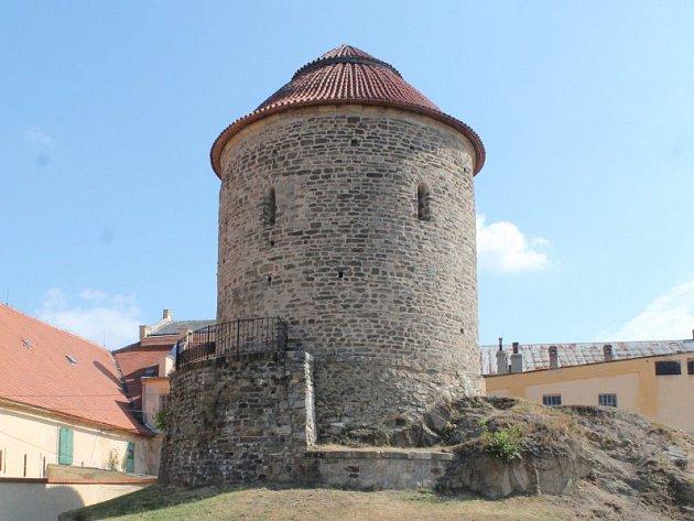 Rotunda svaté Kateřiny ve Znojmě.