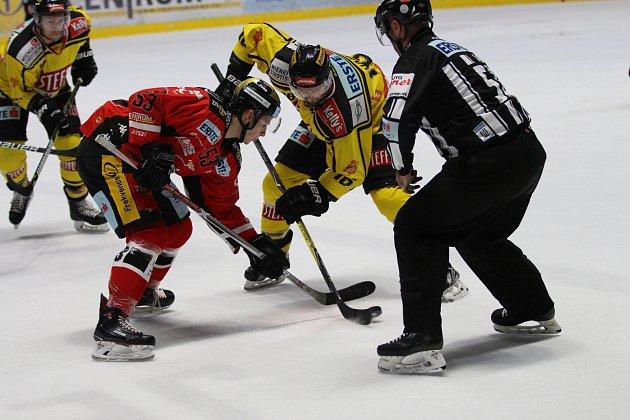 Pouhých patnáct vteřin dělilo hokejové Orly aspoň od zisku jednoho bodu vderby sVídní vdevátém kole mezinárodní soutěže EBEL.