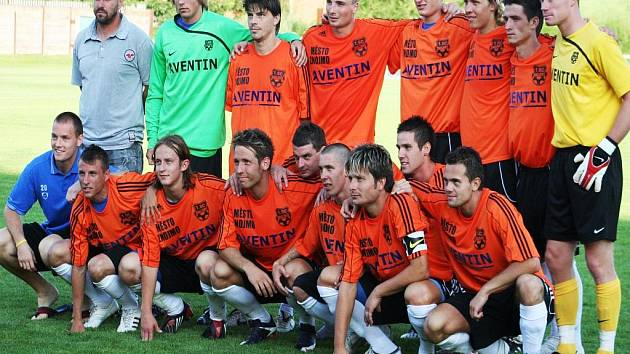 Fotbalisté 1. SC Znojmo